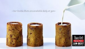chocolate chip cookie shot slide new 300x172 - 手土産にもぴったり!ドミニクアンセルベーカリー