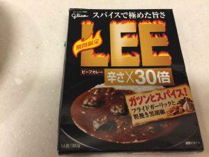 LEE30 300x225 - 激辛女子向け!激辛レトルトカレーを食べ比べてみた